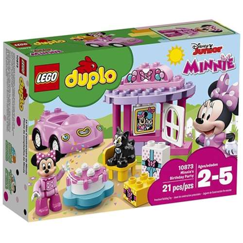 LEGO DUPLO MİNNİES BİRTHDAY 10873